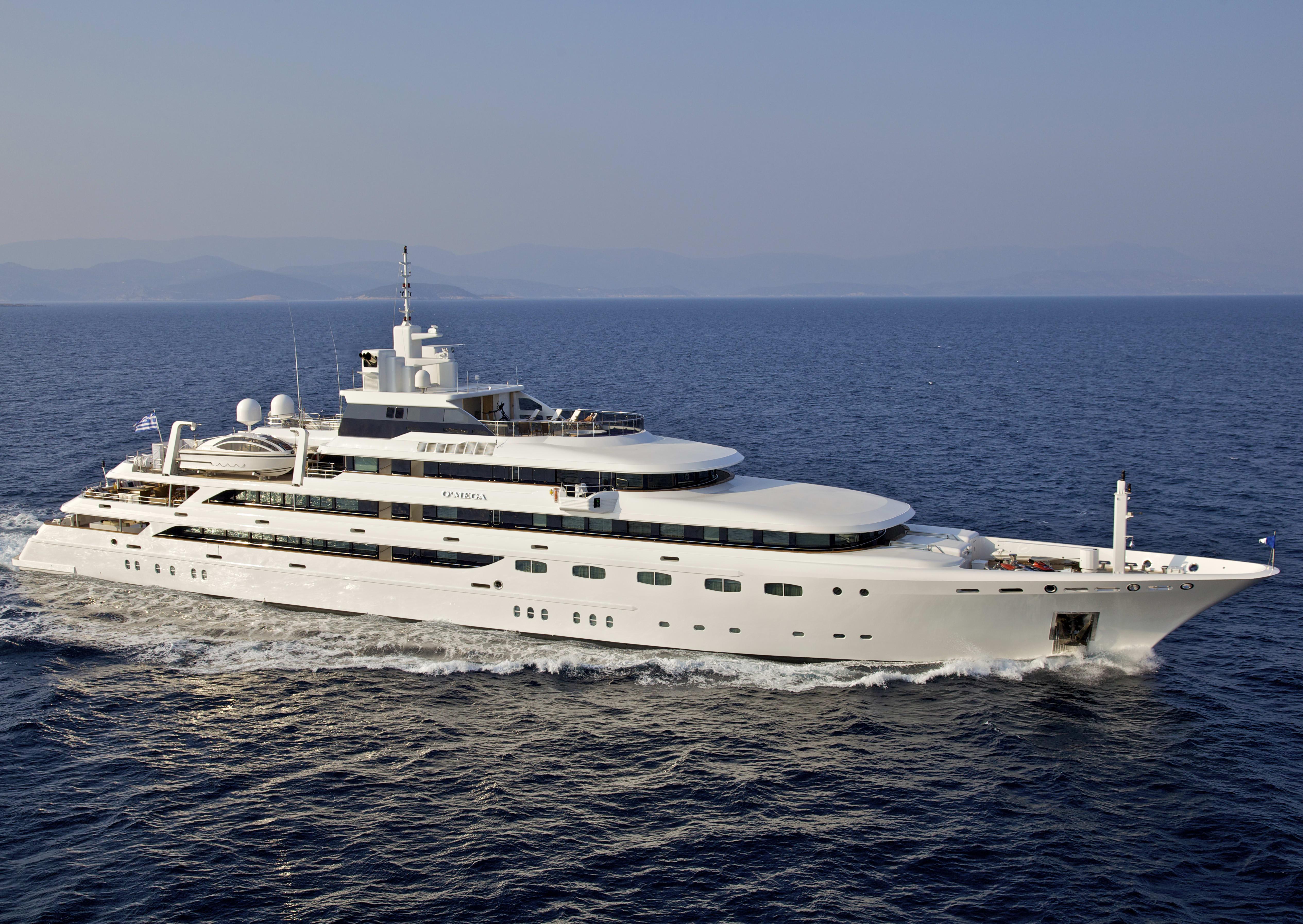 Image of O'mega 82.5M (270.7FT) motor yacht