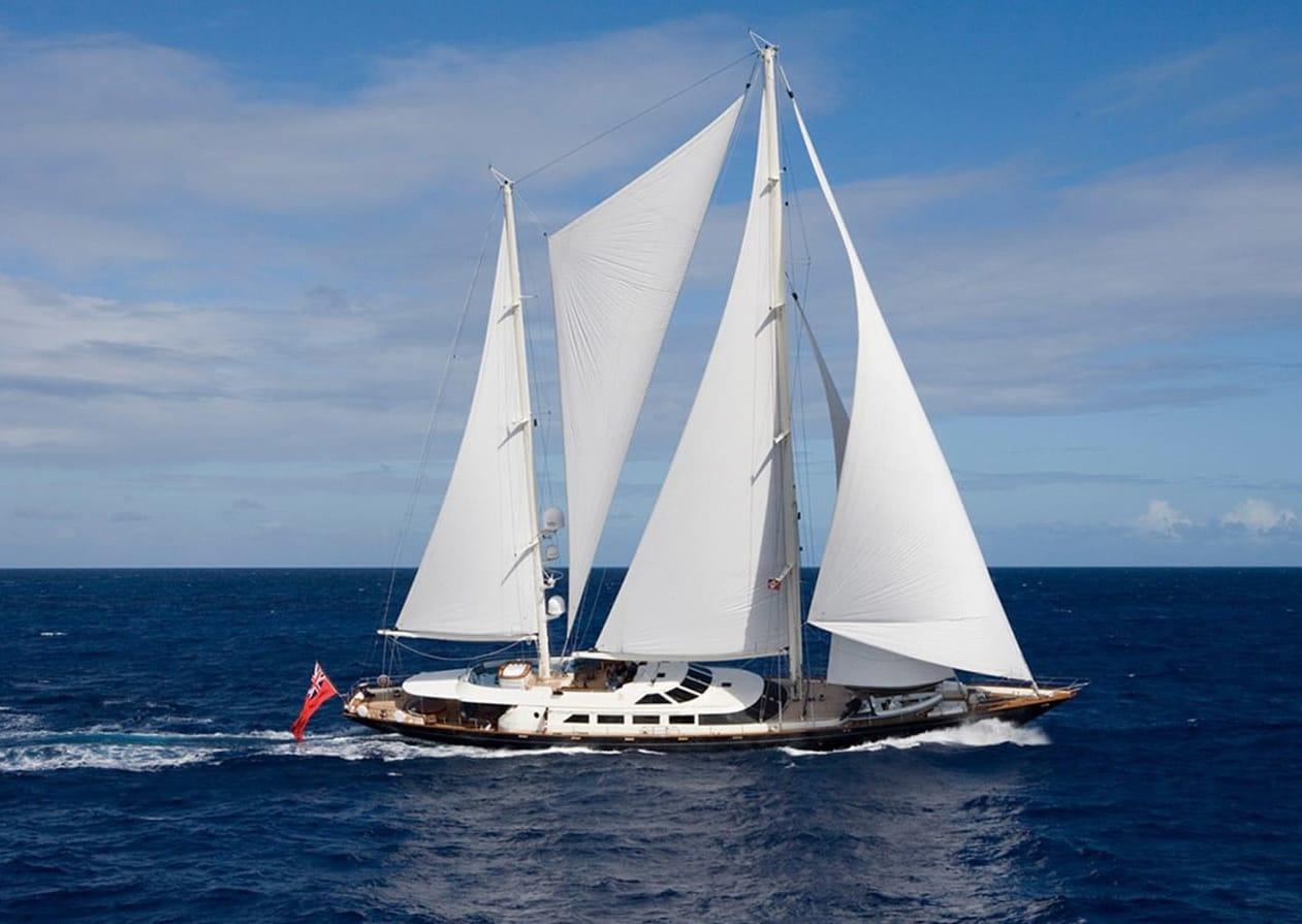Image of Piropo IV 46.5M (152.4FT) sailing yacht
