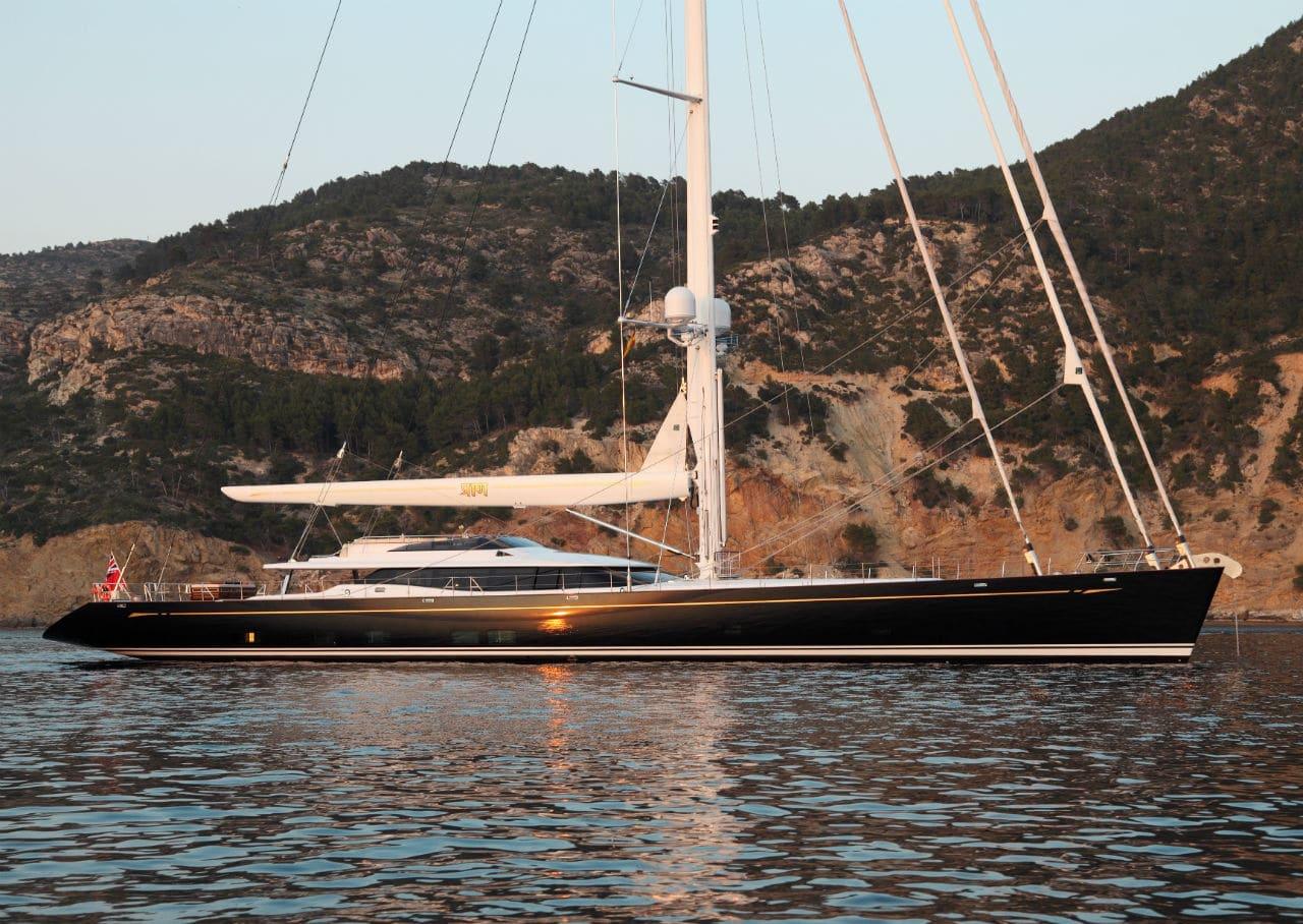 Image of Prana 51.7M (169.6FT) sailing yacht