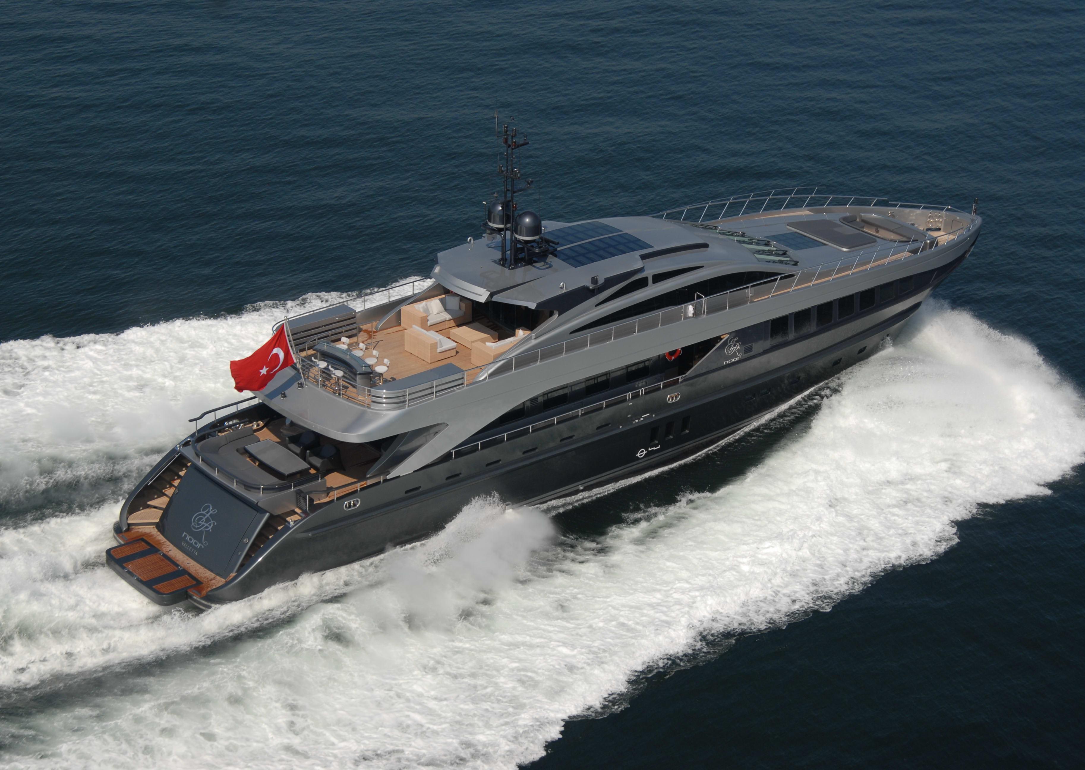 Image of Rl Noor 37.5M (123.0FT) motor yacht