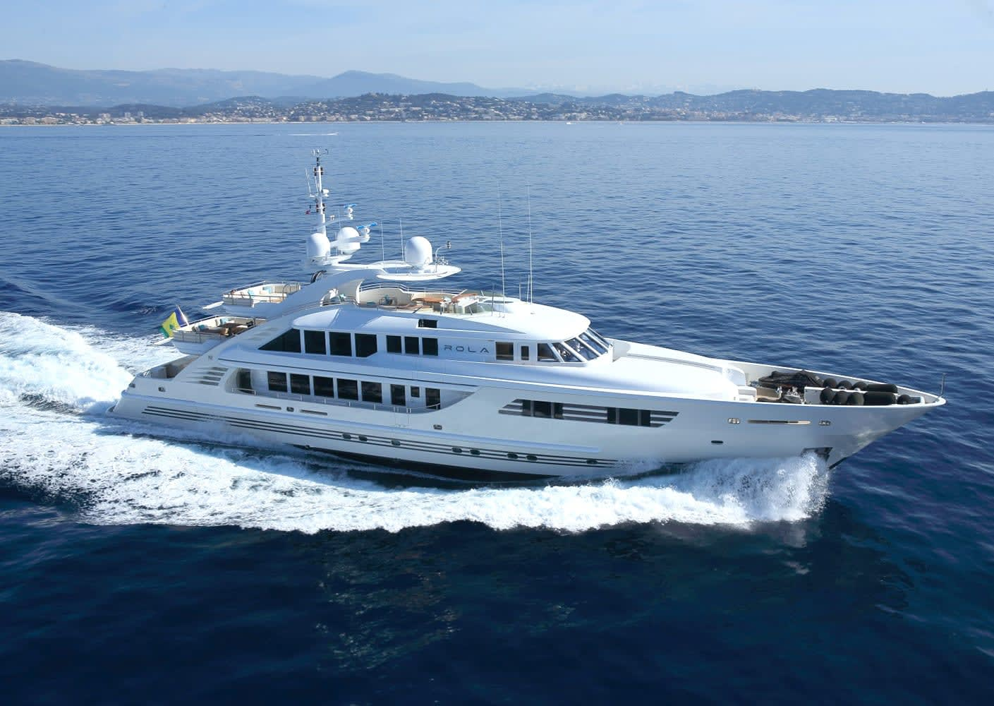 Image of Rola 47.5M (155.8FT) motor yacht
