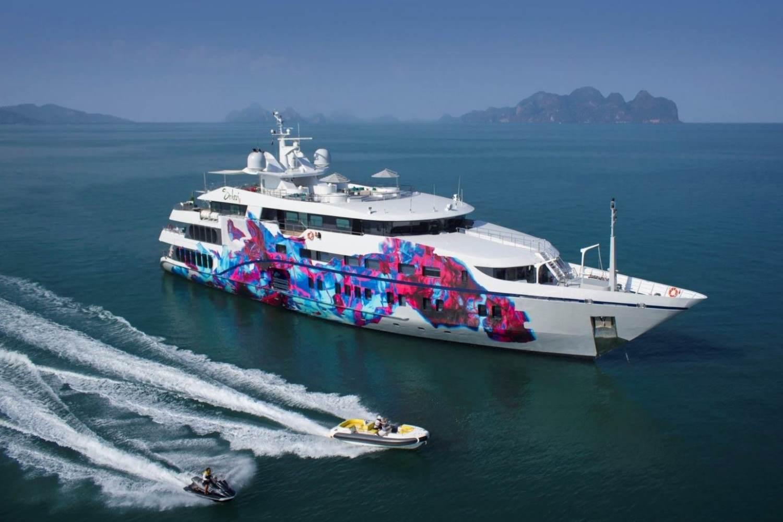 Image of Saluzi 69.1M (226.7FT) motor yacht