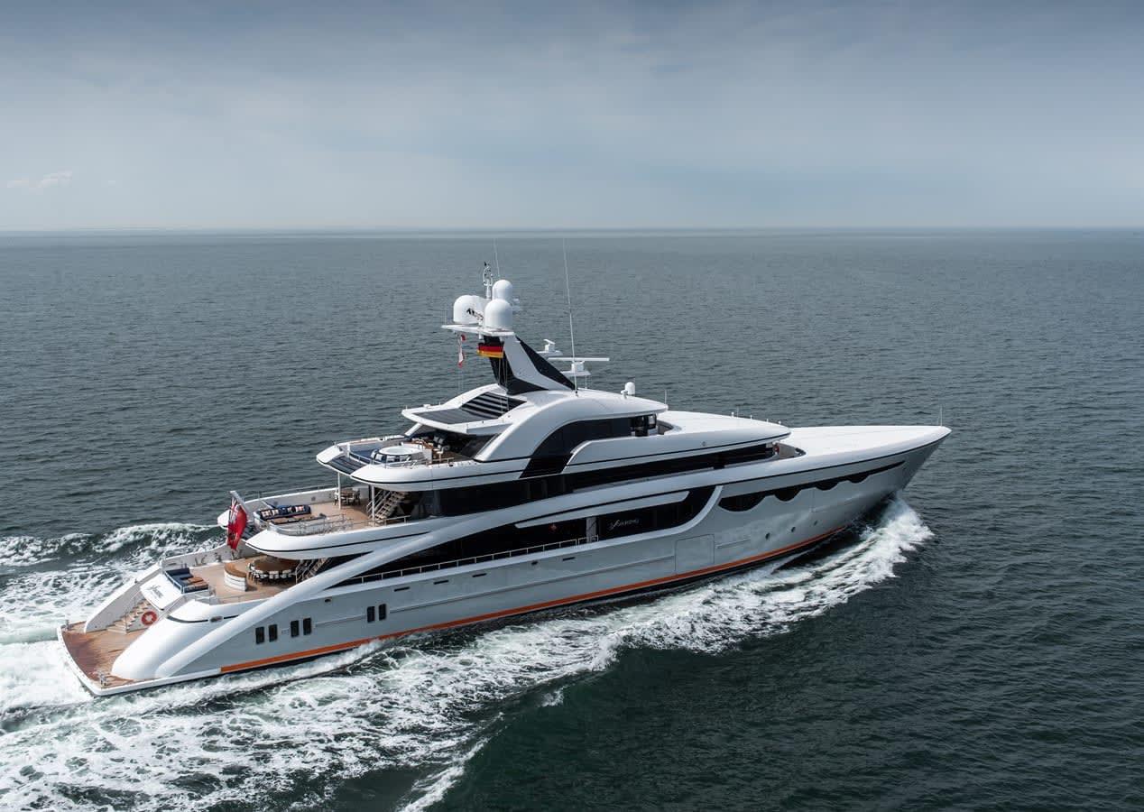 Image of Soaring 68.2M (223.8FT) motor yacht