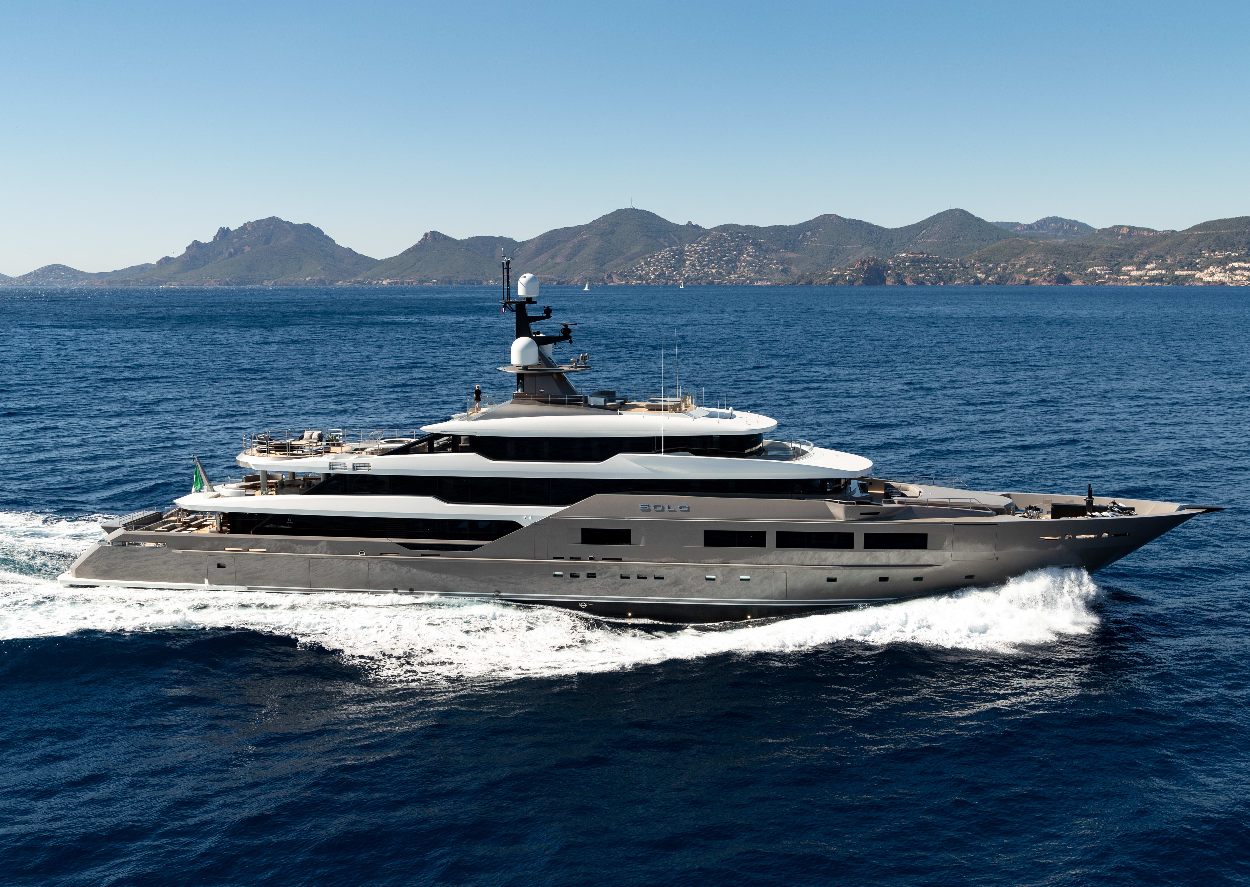 Image of Solo 72.0M (236.2FT) motor yacht