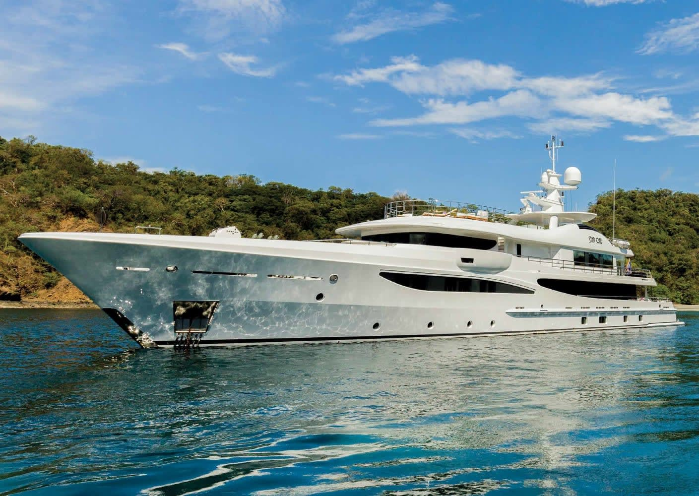 Image of Step One 55.0M (180.4FT) motor yacht
