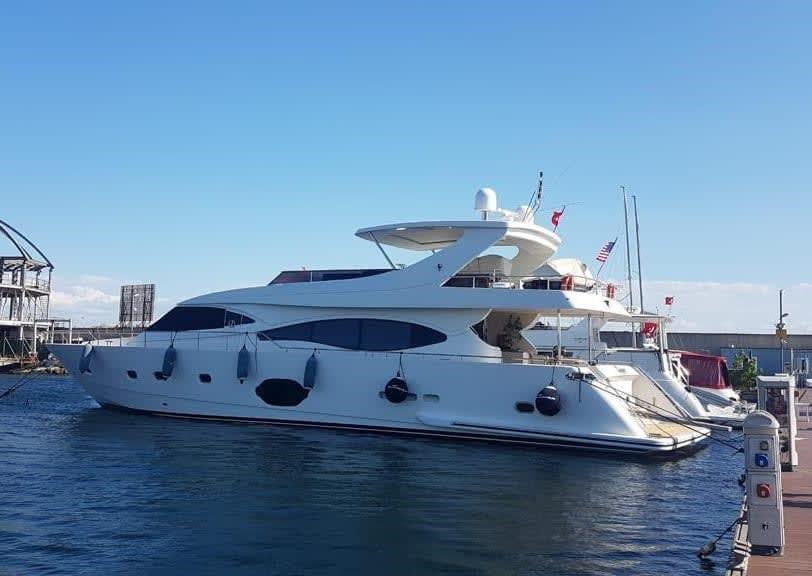 Image of Swan 23.65M (77.59FT) motor yacht