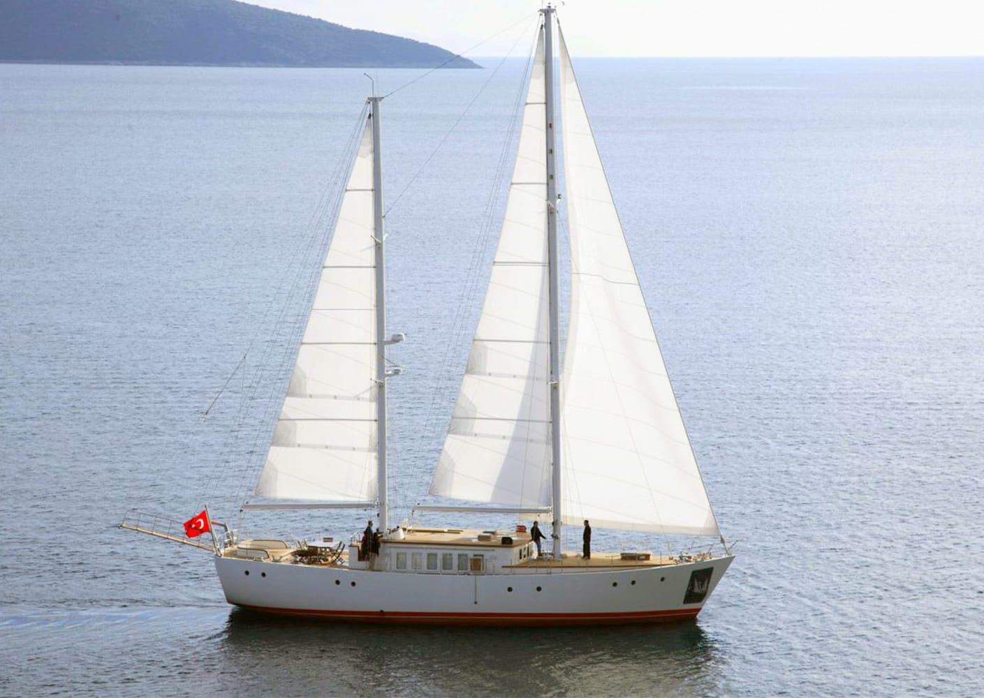 Image of Thuraya 24.0M (78.7FT) sailing yacht