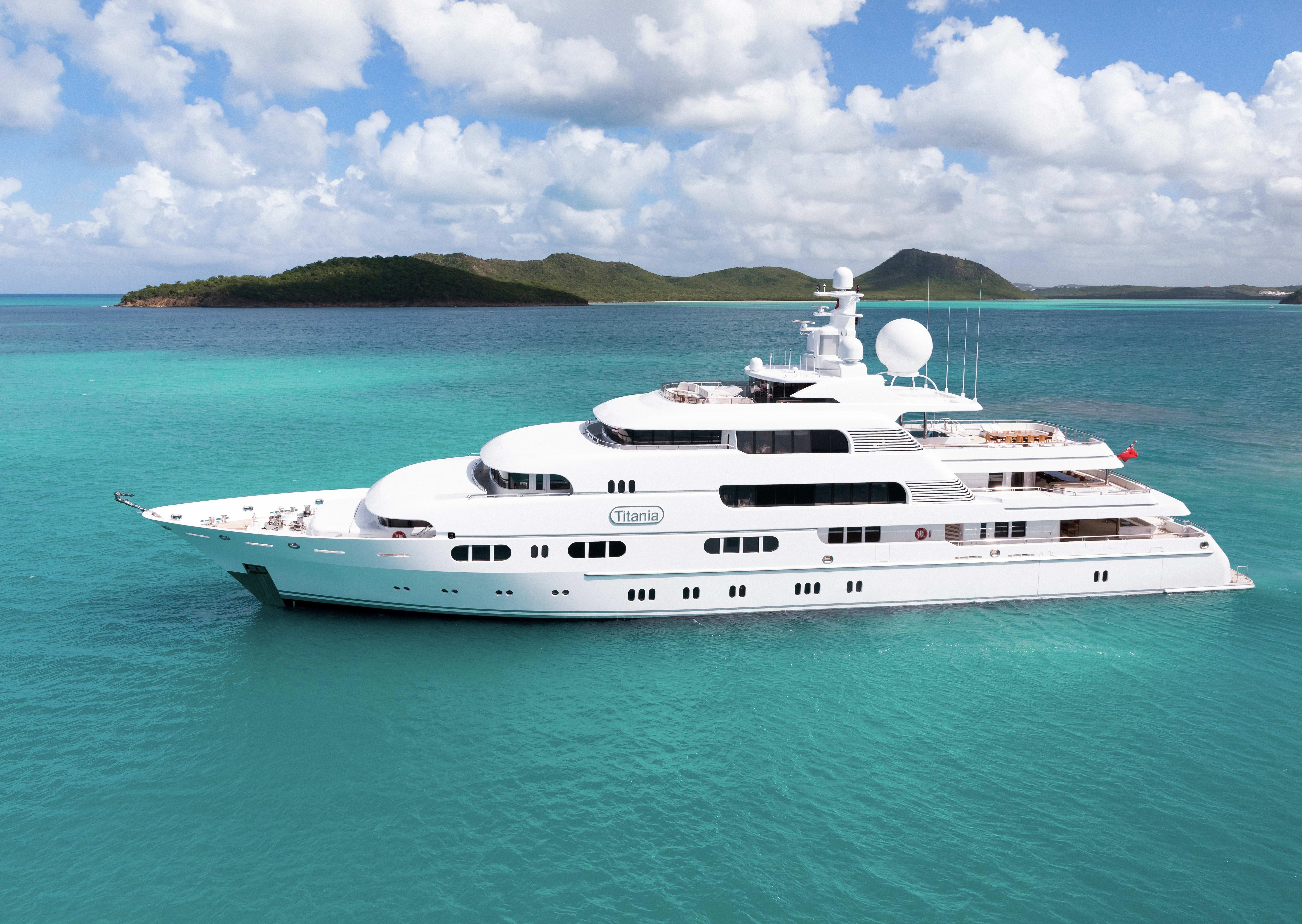 Image of Titania 73.0M (239.5FT) motor yacht