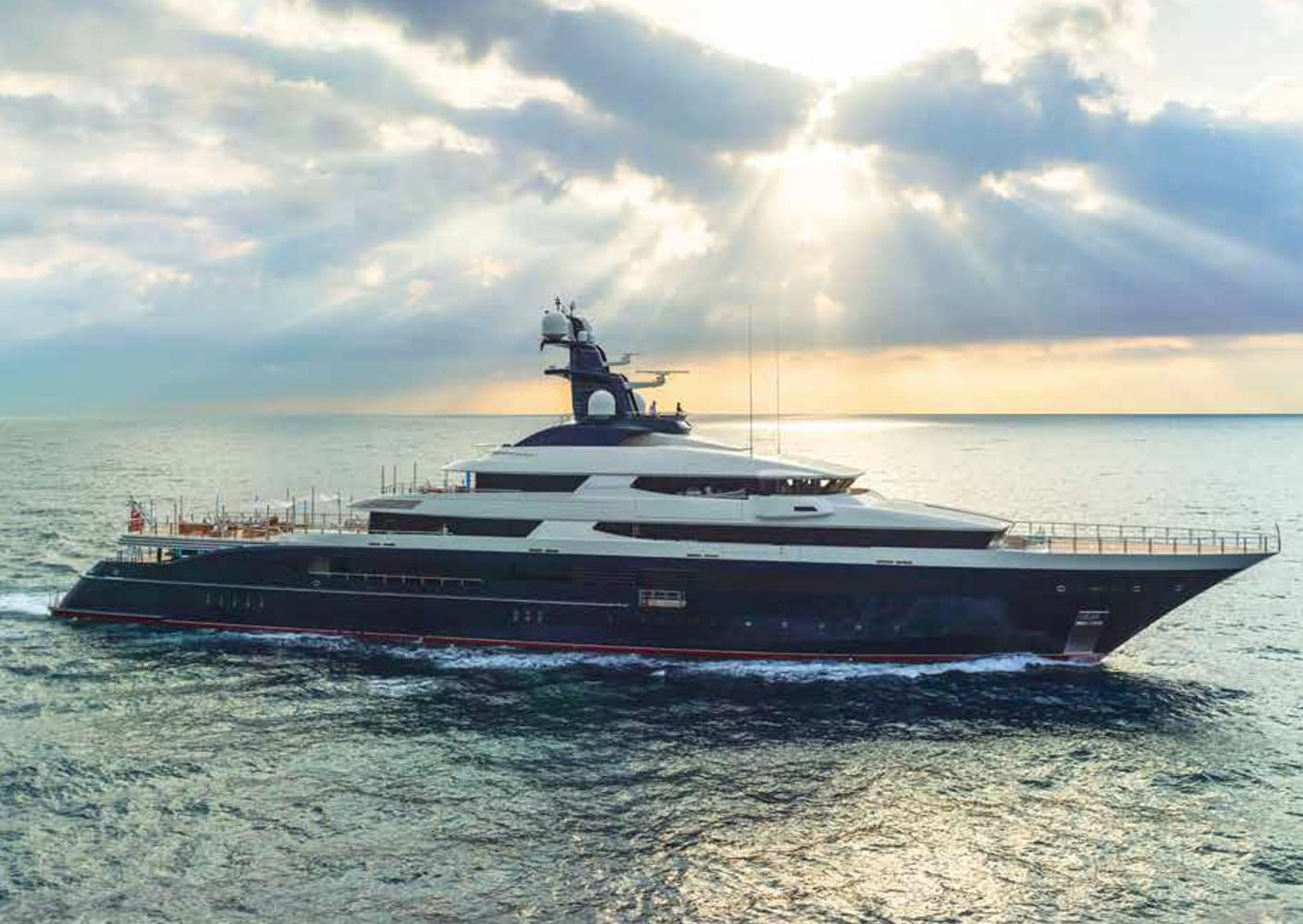 Image of Tranquility 91.5M (300.2FT) motor yacht