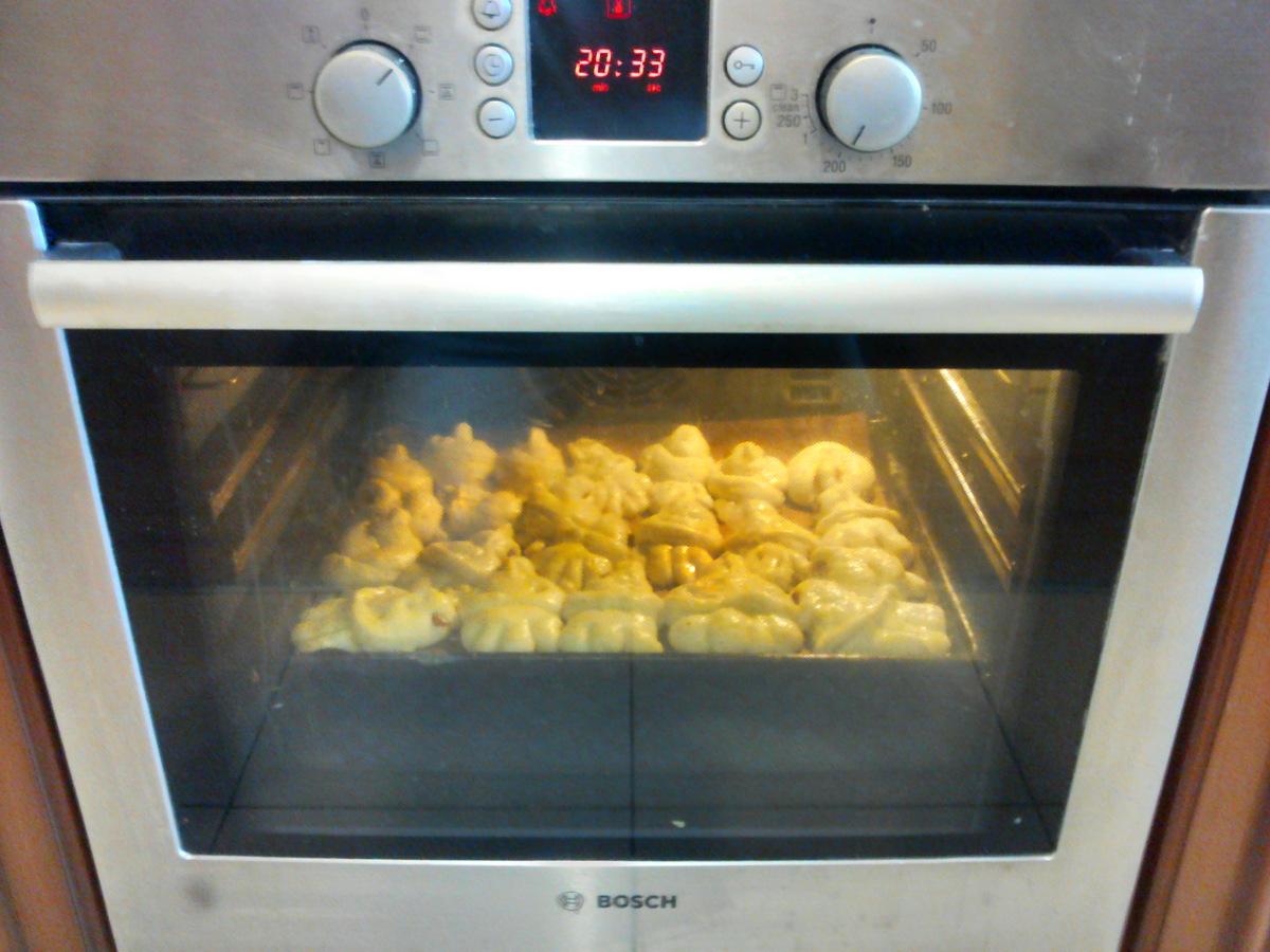 жаворонки в духовке
