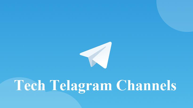Best Tech Telegram Channel to join [Best Channels]