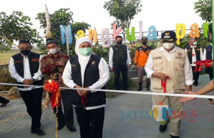 Update Terbaru, Kurangi Angka Pengangguran, Nangkula Park Tulungagung Diapresiasi Gubernur Jatim