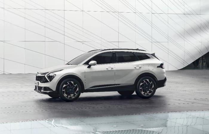 """Terbaru, Desain Baru Kia Sportage Generasi ke5 Rilis, Menggunakan Desain Khas """"Tiger Nose"""""""