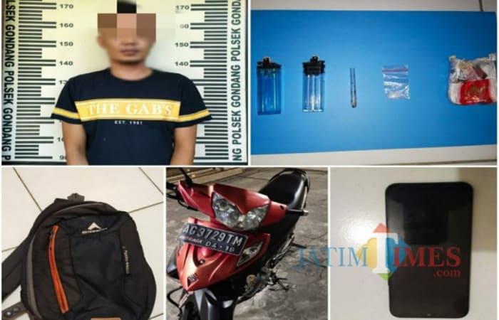 Tahukah Kamu? Edarkan Sabu, Pria di Tulungagung Ini Ditangkap Polisi Saat Janjian Sama Pelanggan