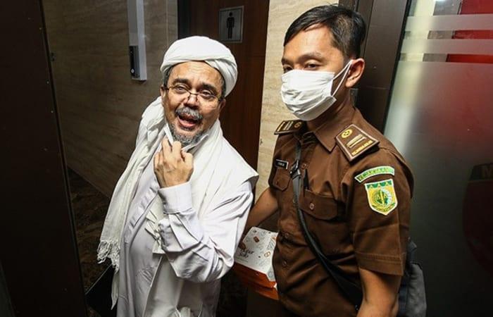 """Hmmm, Deretan Tokoh """"Diserang"""" Habib Rizieq, BIN dan Diaz Hendropriyono Membantah"""