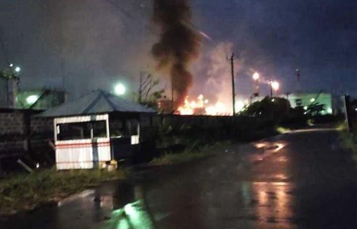 Info Terkini, Diduga Sengaja Dibakar, Berikut 3 Fakta Kejanggalan Kebakaran Kilang Pertamina di Cilacap