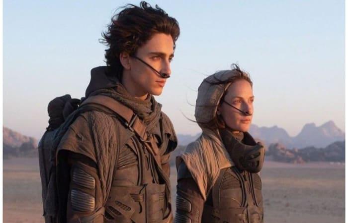 Paling Baru, Melihat Aksi Petualangan Timothee Chalamet dalam Trailer Terbaru Dune
