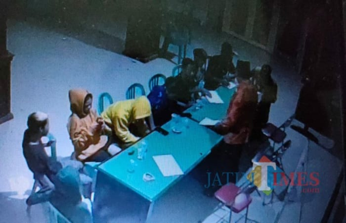 Paling Baru, Balap Liar di Tengah Sawah, Sejumlah Remaja di Tulungagung Diamankan Polisi