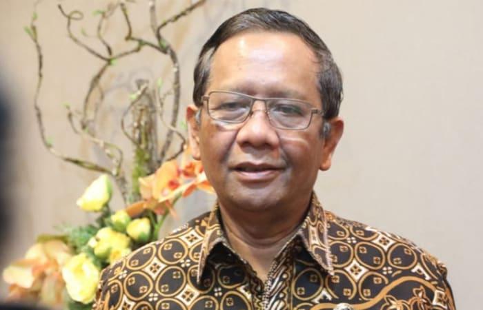 """Cari Tahu, Heboh Rencana Aksi Demo """"Jokowi End Game"""" Hari Ini, Begini Kata Mahfud MD"""