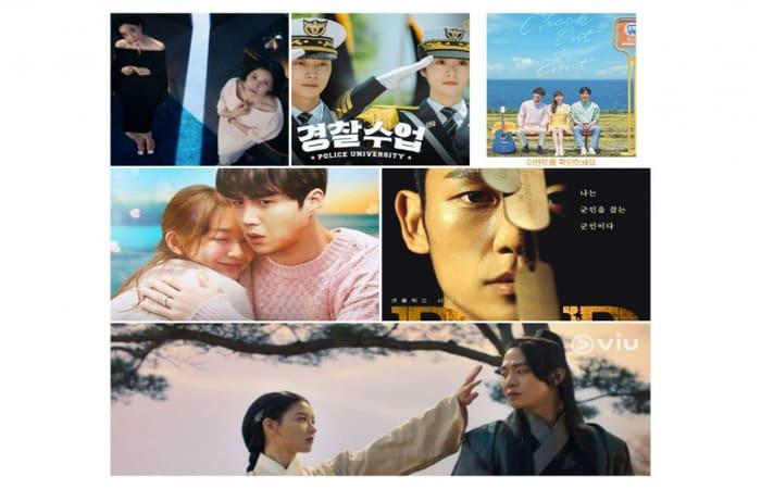 Cari Tahu, Sederet Drama Korea Tayang Agustus 2021, Begini Sinopsis Lengkapnya
