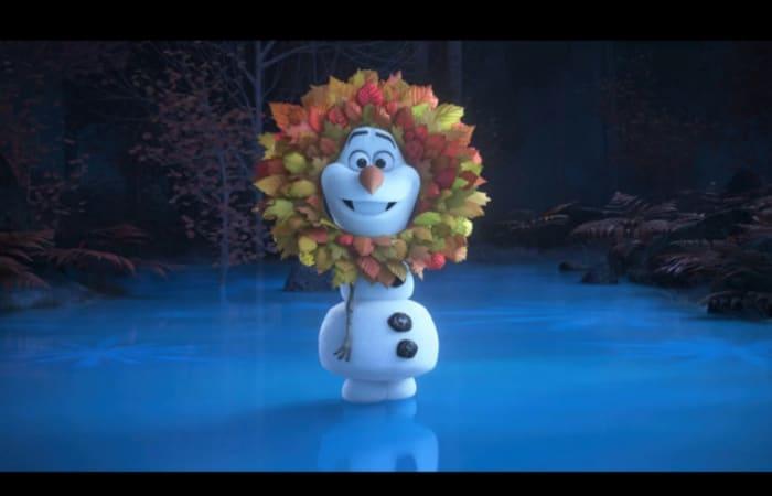 Duh! 'Olaf' Si Manusia Salju Beraksi Jadi Putri Disney, Siap Sapa Penggemar 12 November