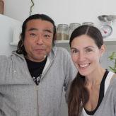 נילי ואקי מבשלים ביחד