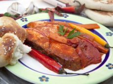 דגים בסגנון מרוקאי אותנטי