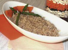 אורז בסמאטי גדול עם תערובת בהרט ריחנית