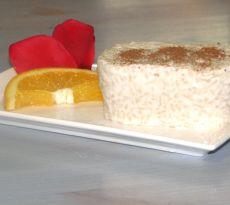 אורז קרם קוקוס וקינמון