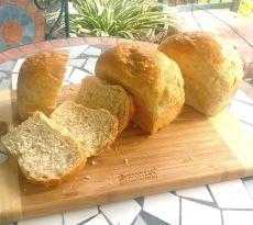 לחם כוסמין לבן