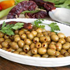 תבשיל זיתים מרוקאי - ז'יתון בטקילייה