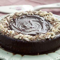 עוגת שוקולד פאדג׳ - ללא קמח
