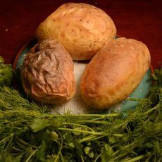 תפוח אדמה אינדאני - עשוי ממש כמו במדורה