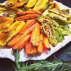 אנטיפסטי בשלל ירקות וצבעים