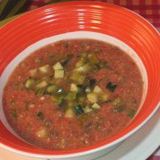 מרק עגבניות קר, גספצ'ו