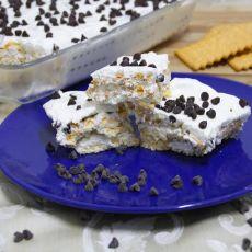 עוגת ביסקוויטים - טעם של ילדות בצלחת