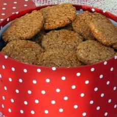 עוגיות קוואקר (פתיתי שיבולת שועל)