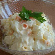 סלט תפוחי אדמה במיונז