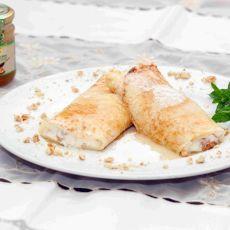 בלינצ'ס גבינה וצמוקים