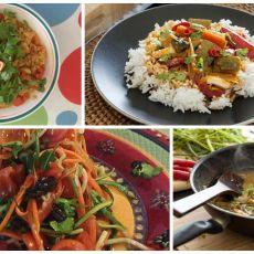דיל ארוחה תאילנדית  - same same but different