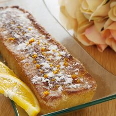 עוגת סולת בדבש / עוגת תפוזים