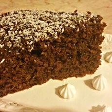 עוגת שוקולד קוקוס מענגת