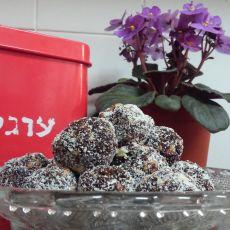 כדורי שוקולד קראנצ'יים
