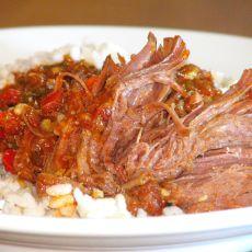 בשר בקר כתף בישול ארוך