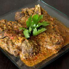 אוסובוקו בקר לאניני הטעם עם תוספת אורז
