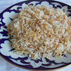 אורז עם איטריות דקות