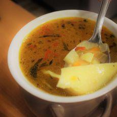 מרק מניסטורנה - מרק ירקות איטלקי