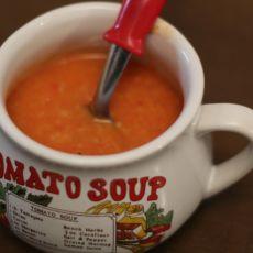 מרק עגבניות עשיר ומיוחד