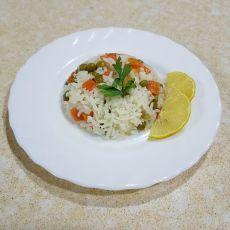 אורז עם תוספות