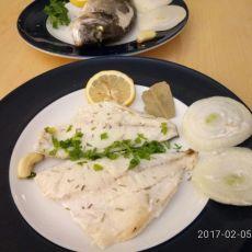 פילה דג דניס אפוי בתנור